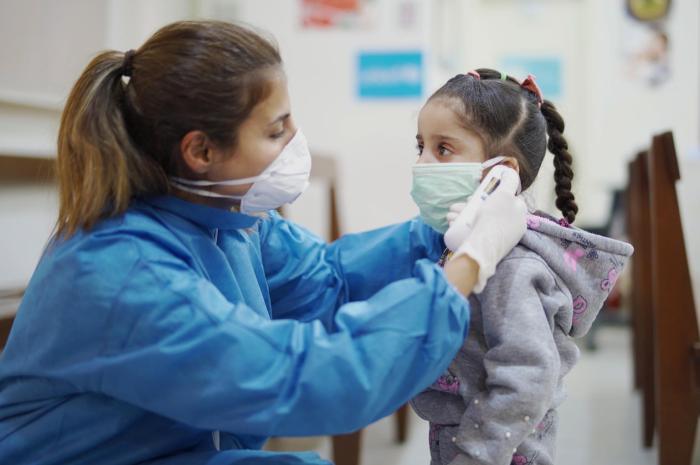 UNICEF LLAMA A RESOLVER NECESIDADES DE NIÑOS AFECTADOS POR COVID-19