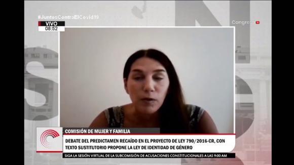 Comisión de Familia aprueba dictamen que propone una ley de identidad de género