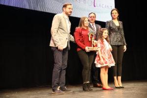 Premiada la Gloriosa Hermandad de Nuestra Señora de la Alegría Diario de Alicante