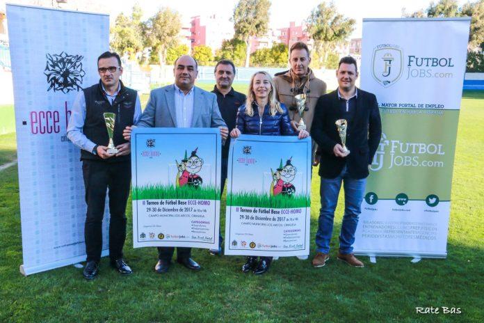 Presentación Torneo de Fútbol Base solidario