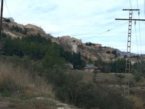 Carretera Molinar Diario de Alicante