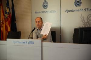 concejal de Urbanismo Diario de Alicante