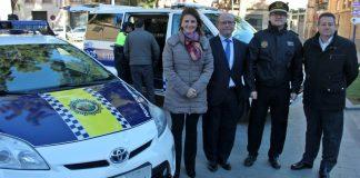 Vehículos Policía Local