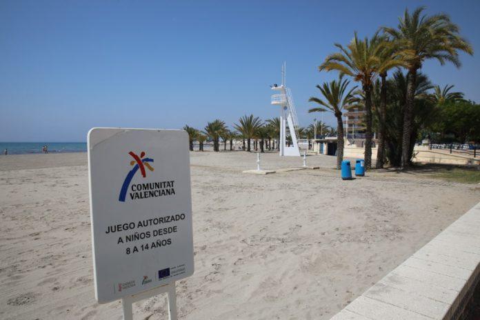 Bandera Azul Diario de Alicante