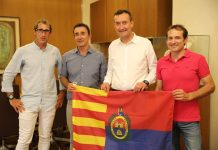 alpinistas Diario de Alicante