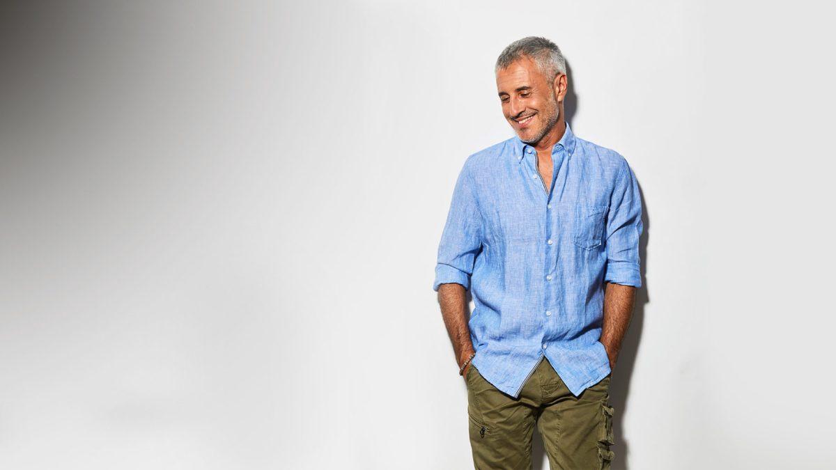 Sergio Dalma regresa al universo italiano en el Auditorio de Torrevieja