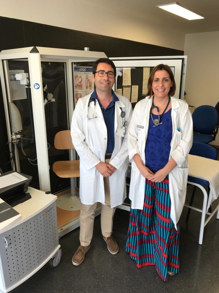 La Unidad de Asma Grave del Hospital General de Elche recibe la acreditación de calidad de la Sociedad Española de Neumología