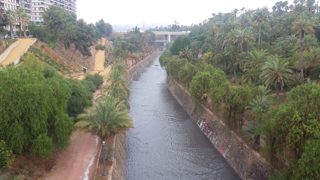 Alicante y Valencia se encuentran en alerta amarilla por riesgo de  lluvias y tormentas
