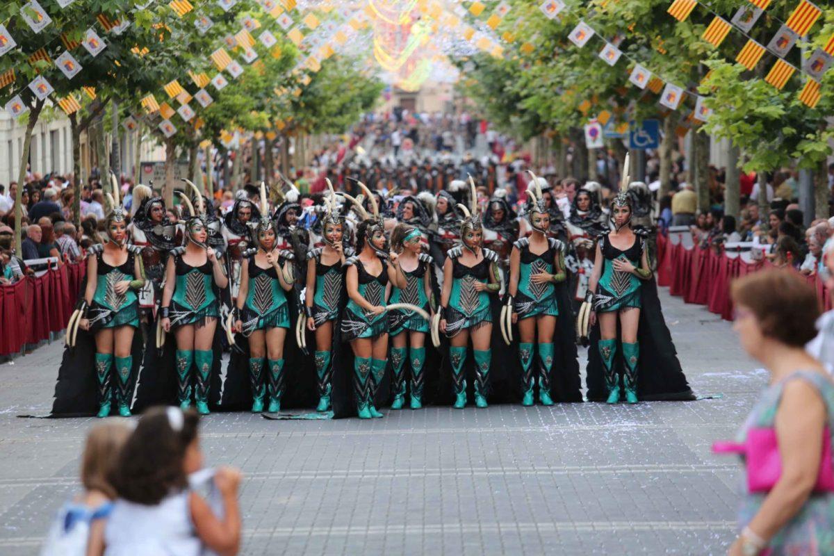 El Ayuntamiento de Xixona emitirá en directo por internet la entrada de moros y cristianos
