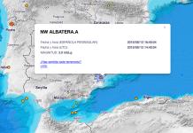 terremoto Diario de Alicante