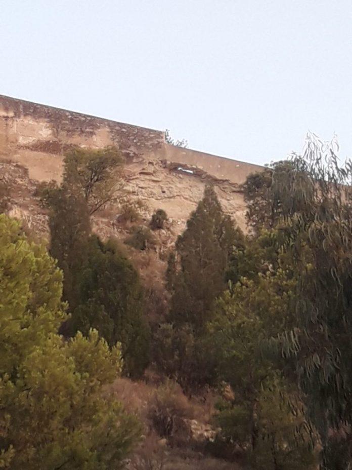 Santa Bárbara Diario de Alicante