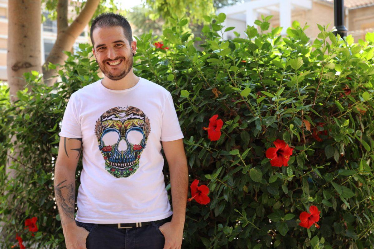 """Blas Ruiz Grau: """"No todo el trabajo de un policía es salir corriendo detrás de los malos"""""""