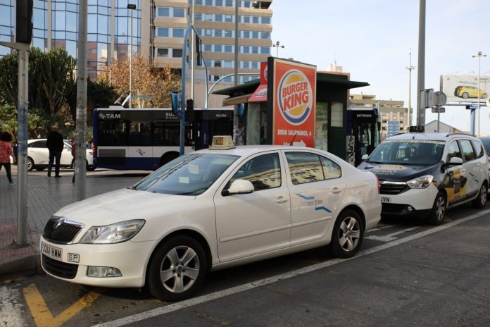 taxistas Diario de Alicante