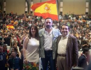 Abascal en el Pitiu Rochel junto a Ana Vega y Manuel Mestre / @santi_abasca