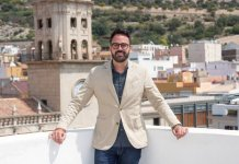 Adrián Santos, concejal de Urbanismo del Ayuntamiento de Alicante / Cs Alicante