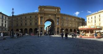 Primeira foto da minha piazza favorita