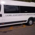 El Ayuntamiento de Jaraíz adquiere un MiniBus