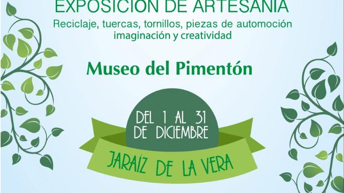 Exposición de Artesanía - Museo del Pimentón de Jaraíz de la Vera