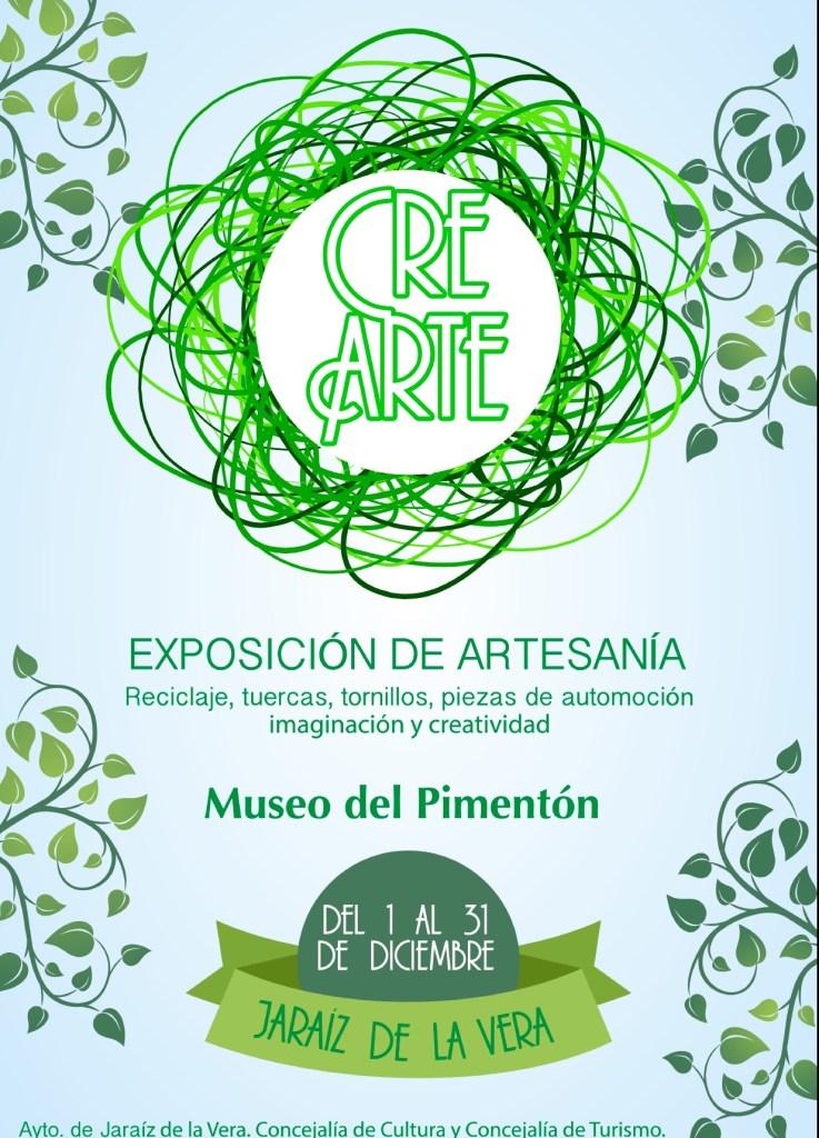 Exposición de Artesanía en el Museo del Pimentón de Jaraíz de la Vera