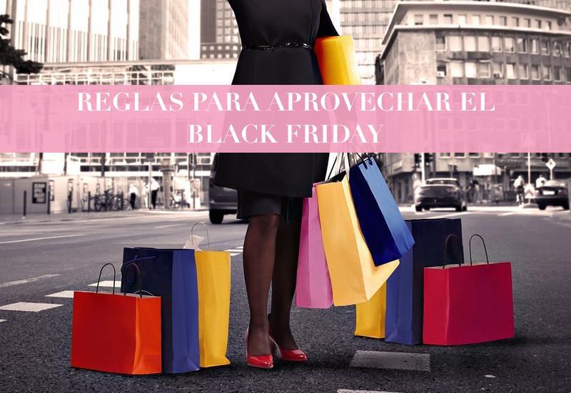 El próximo Viernes es el Black Friday, ¿estás preparada?