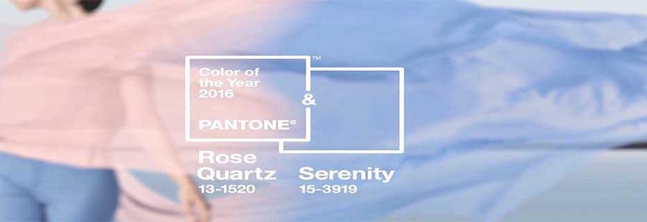 Pantone 2016  Rosa Cuarzo y Serenidad c5d74e52d34a