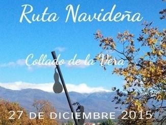 Ruta Navideña 2015 por Collado de la Vera