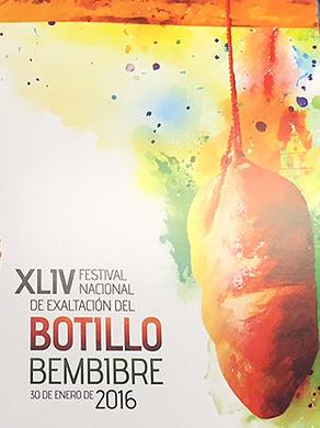 XLIV Festival Nacional de Exaltación del Botillo Bembibre 2016