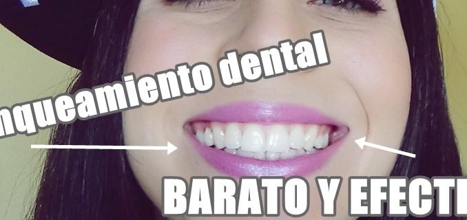 Blanquear los dientes sin ir al dentista por Nataly Olvera