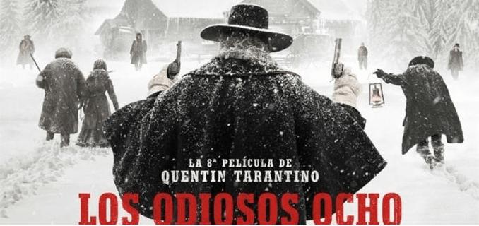 Los Odiosos 8 en el Cine Avenida de Jaraíz
