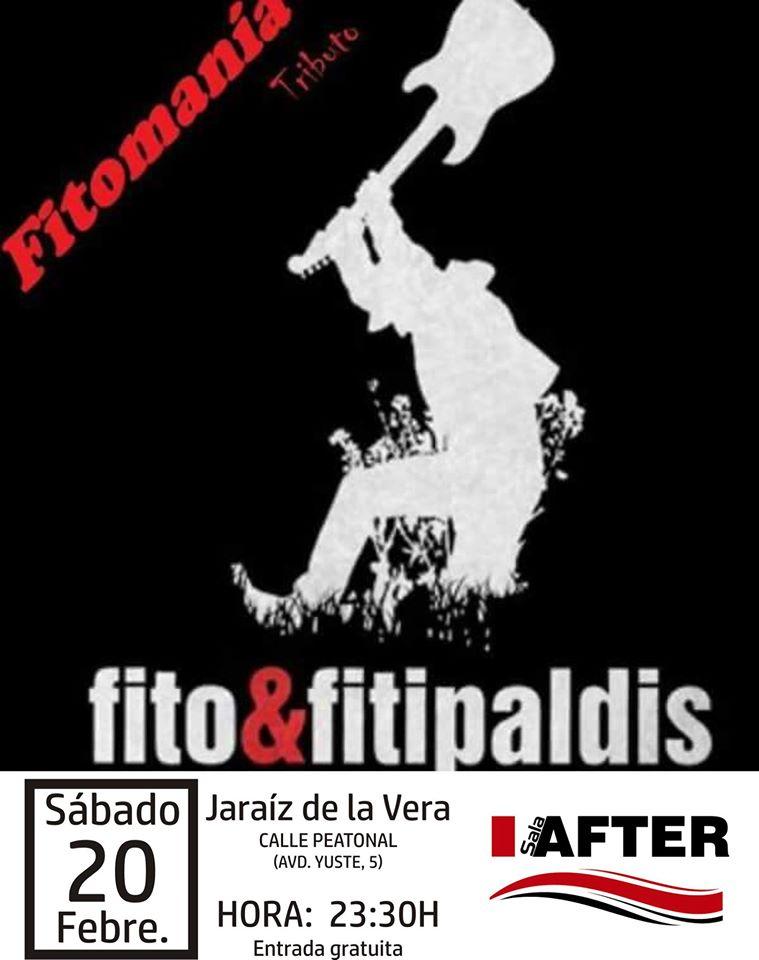 Fitomania - Tributo a Fito & Fitipaldis