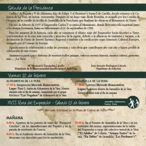 03 Ruta Emperador Carlos V 2016