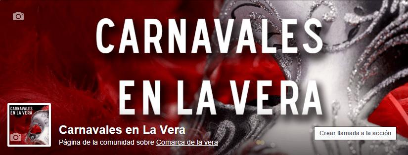 Facebook - Carnavales en La Vera