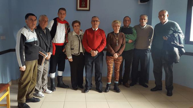 Nueva Junta Directiva en el Hogar del Pensionista II de Jaraíz
