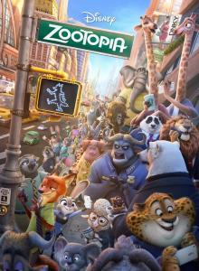 Zootropolis en el cine avenida de Jaraíz de la Vera