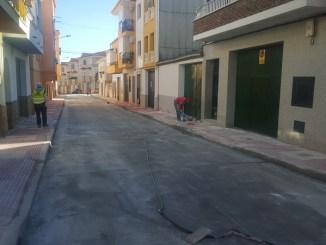 Calle Cádiz de Jaraíz de la Vera