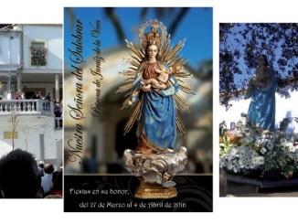 Programa de Fiestas de Ntra. Sra. del Salobrar - Patrona de Jaraíz de la Vera