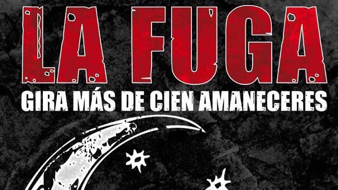 LA FUGA, Primer grupo confirmado para #VERASUMMER2016