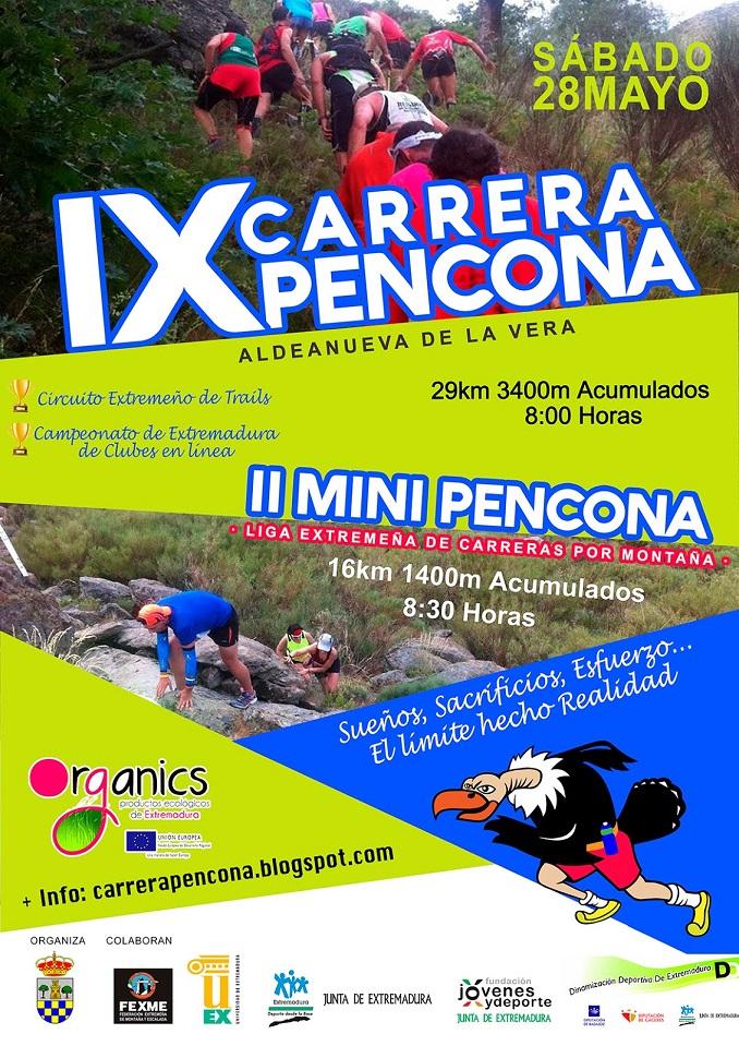 IX Carrera Pencona