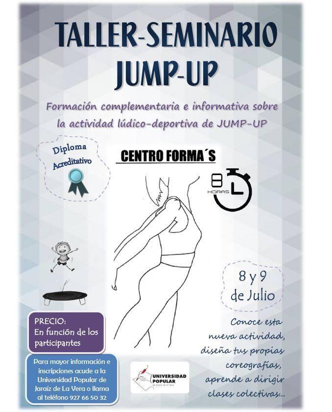 QUÉ ES EL JUMP-UP