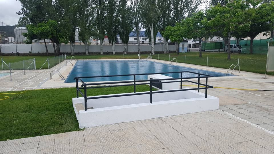 Piscina Municipal de Jaraíz de la Vera