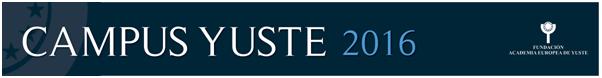 campus yuste 2016   Perspectivas