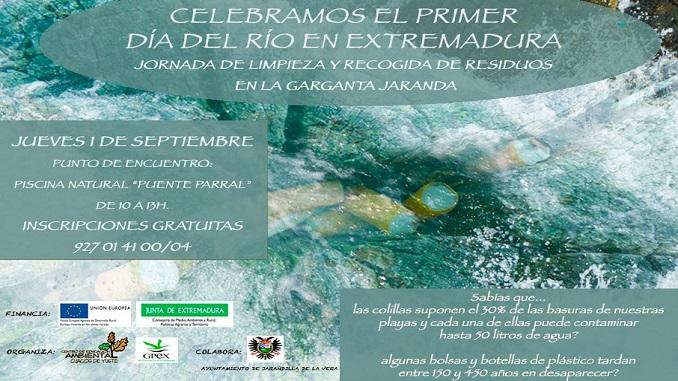 Día del Rio en Extremadura