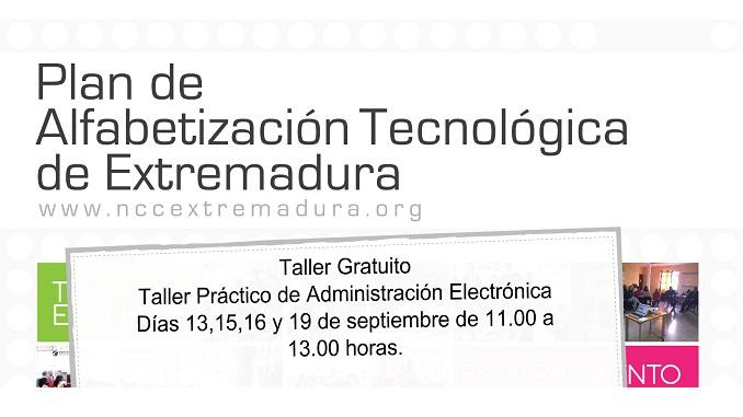 Curso de Administración Electrónica