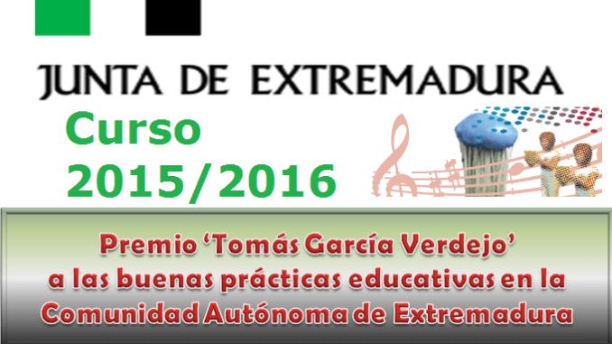 Centros Educativos de la Comarca de la Vera premiados con el Tomás García Verdejo