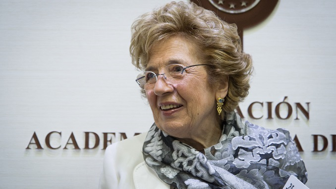 Foto Sofía Corradi en Fundación - Foto de Rodian - Becas