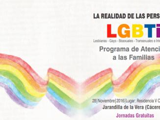Jornadas formativas sobre la realidad LGTBI en Jarandilla de la Vera