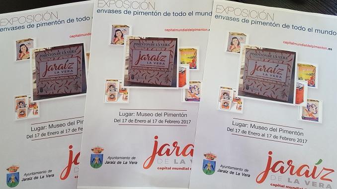 Exposición de Latas de Pimentón