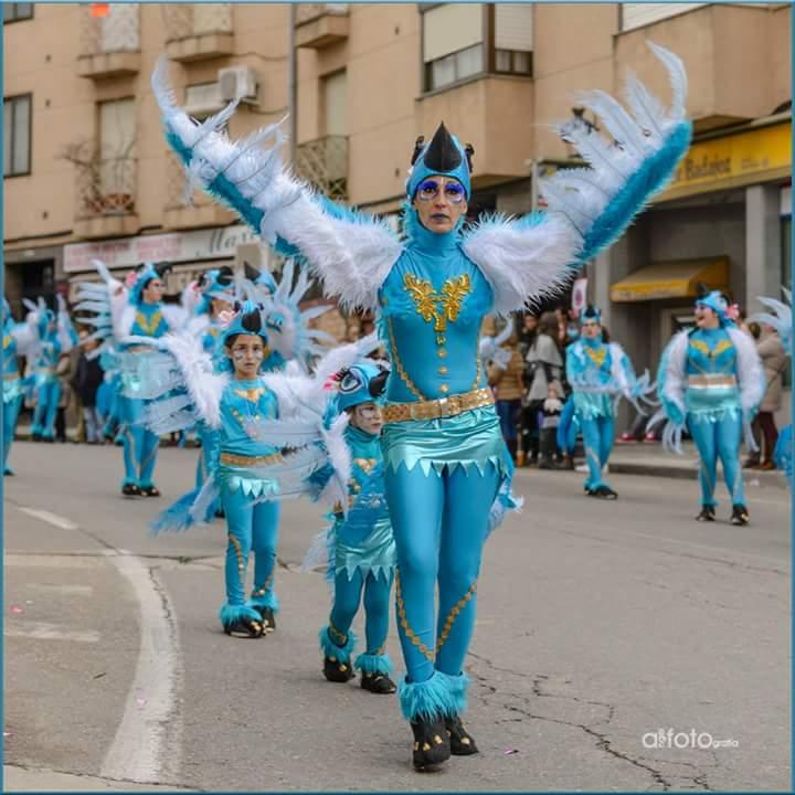 01 La peña CTH será la encargada de dar el pregón del Carnaval 2017 en Jaraíz