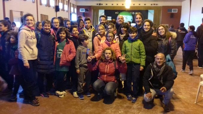 La E.D. JARAÍZ (Atletismo) en el Campeonato de Extremadura de Campo a Través