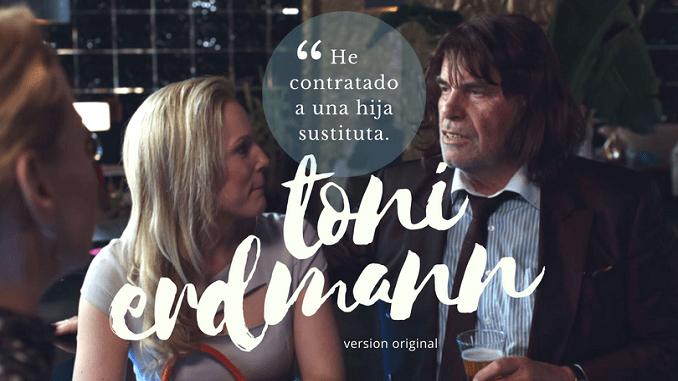 Toni Erdmann de Maren Ade esta semana en el Cineclub El Gallinero